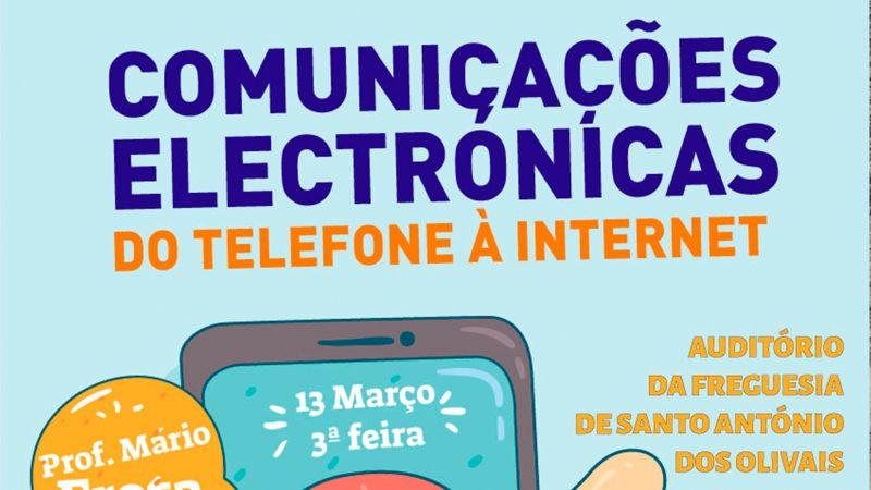 COMUNICAÇÕES ELETRÓNICAS