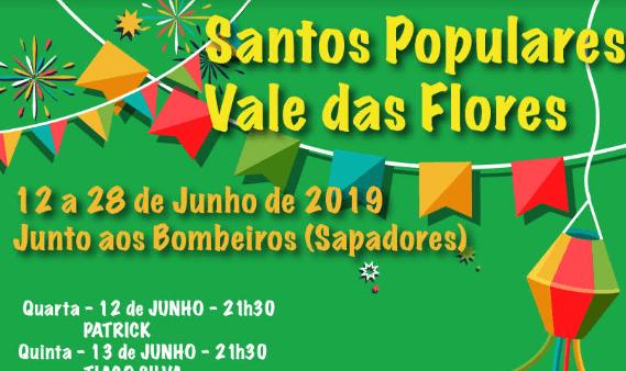 Santos Populares Vale das Flores