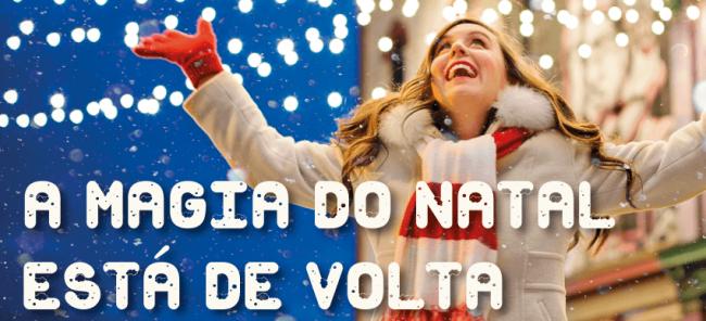 Mercado de Natal em Coimbra vai duplicar a oferta