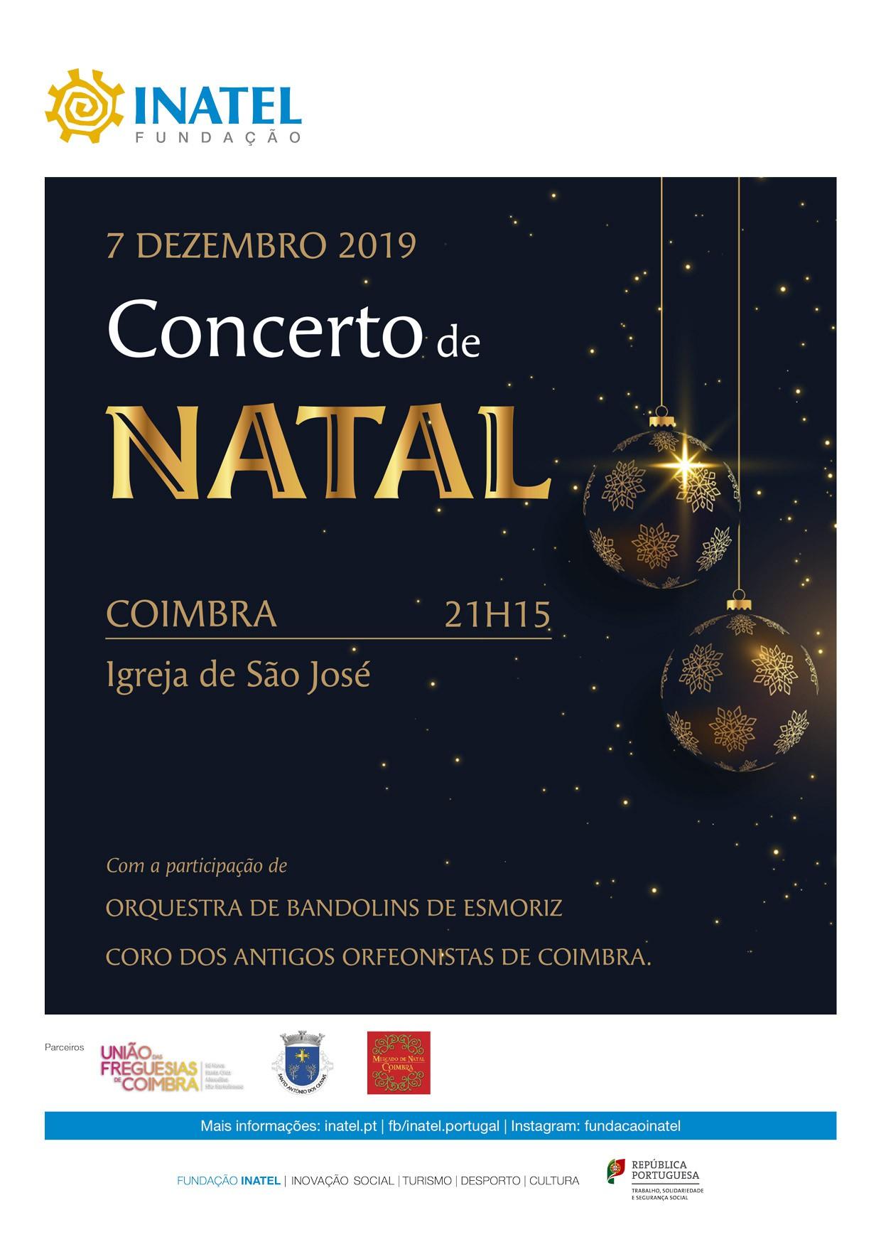 Antigos Orfeonistas e Orquestra de Bandolins de Esmoriz num concerto de natal único na cidade