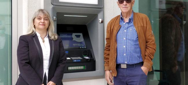 Novo equipamento multibanco na sede da Junta