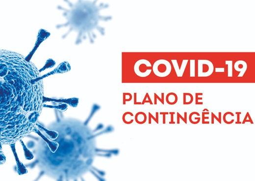 Situação de contingência, no âmbito da pandemia da doença COVID-19